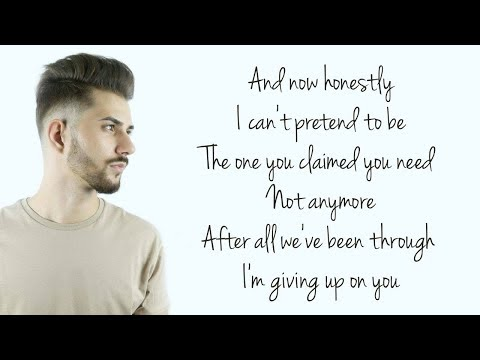 Daniela Preda , Eduard Vladutu - You (Can't stop missing you)(Lyrics)