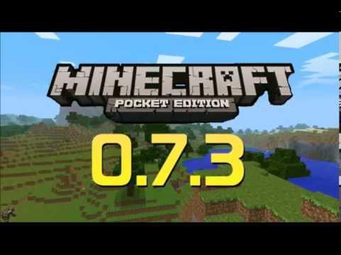 minecraft pe 0.7.3 apk