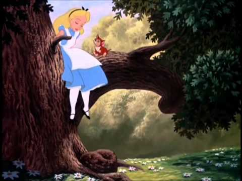 In A World Of My Own - Alice In Wonderland