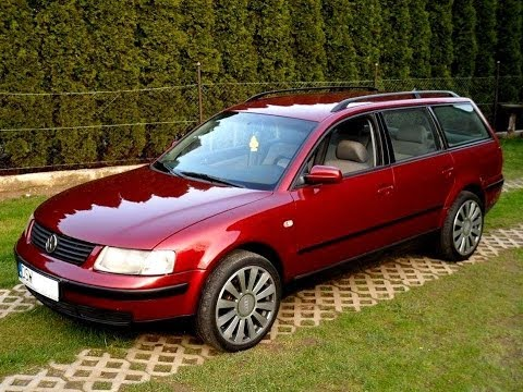 vw passat b5 kombi 1 9 tdi 110km 98r youtube. Black Bedroom Furniture Sets. Home Design Ideas