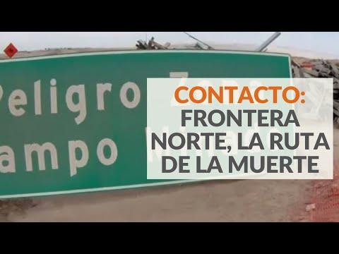 Contacto: Frontera Norte, la ruta de la muerte
