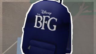 BFG Backpack | Epic Minigames | ROBLOX *EVENT*