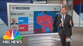 How Biden Won: Three key Voter Groups in 2020 | Meet The Press | NBC News