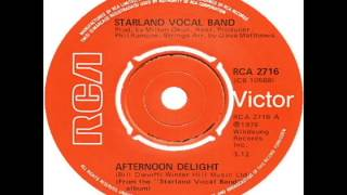 Starland Vocal Band - Afternoon Delight (1976)