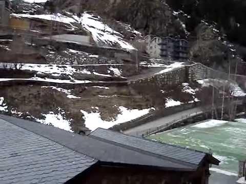 Andorra Ransol Hotel Segle XX