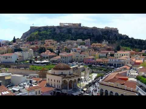 Athens Νightlife Cafe-Bar with Amazing view (2018)