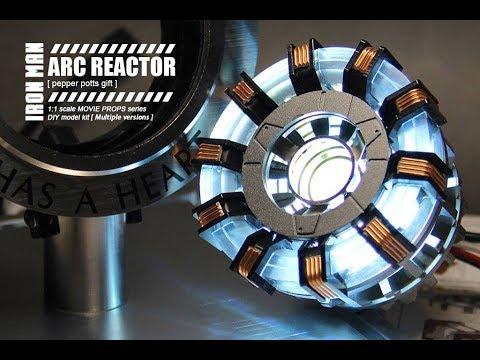 Iron Man Arc Reactor - MK-II 1:1 Scale