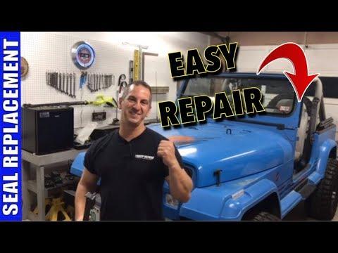 how-to-replace-1987-1995-jeep-wrangler-a-pillar-seals