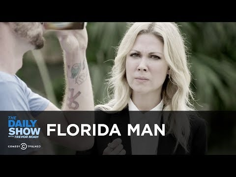 Who is Florida Man? Desi Lydic Investigates | The Daily Show