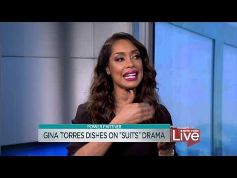 Gina Torres Dishes on