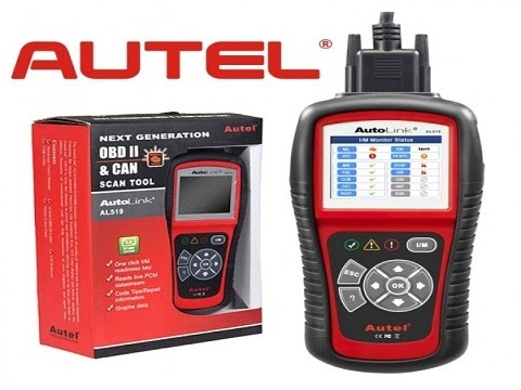 Fixing Cars #3: Autel AL519 Linux based Scan Tool.