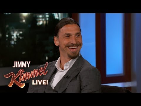 Zlatan Ibrahimović on Playoffs, Being Captain & His Kids