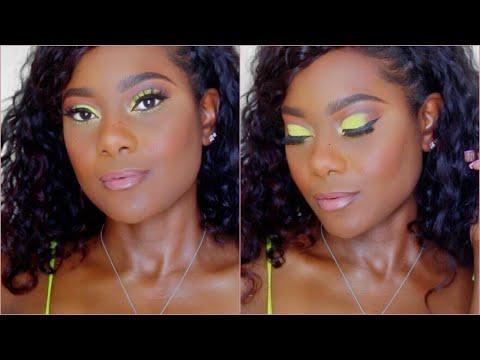 MBW Day 3: Snap, Crackle, POP! How To Make Eyeshadows POP On Melanin Skin | KimAllure thumbnail