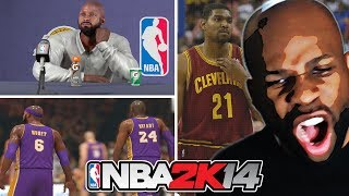 NBA 2K14 PS4 My Career Face Cam - FULL GAME! - 4 Quarters of Gameplay (NBA 2K14 Next Gen)