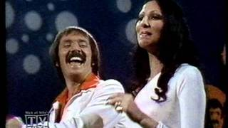"SONNY & CHER  ""People Got To Be Free"""