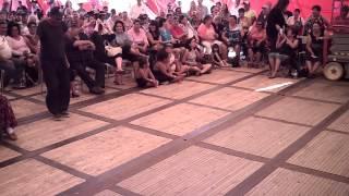 Jigging Contest - Elders - Lac La Biche Powwow Days 2014