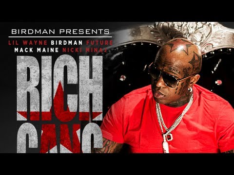 Birdman - Tapout ft. Lil Wayne, Future, Mack Maine & Nicki Minaj (Explicit)
