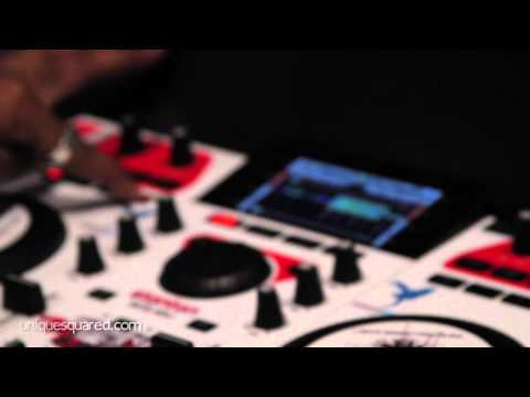 Stanton SCS.4DJ Overview [DJ Expo 2011] | UniqueSquared.com