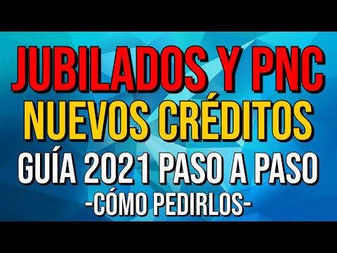 Creditos Anses Para JUBILADOS y PENSIONADOS 2021 - Paso a Paso [Guía Definitiva]