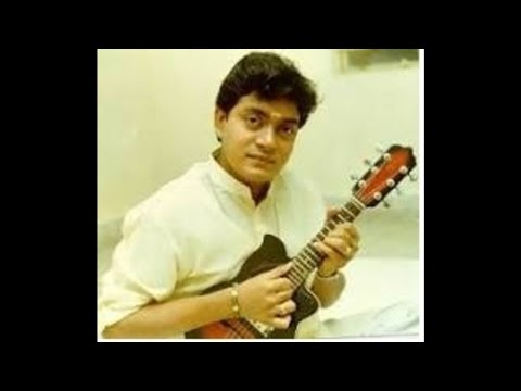 Mandolin USrinivas-bAlagOpAla pAlayashu-bhairavi-Adi-Dikshitar