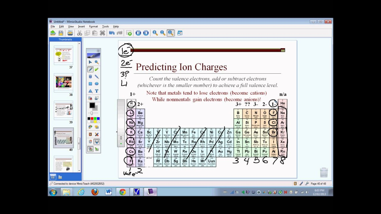 Ions predicting chargeswmv youtube ions predicting chargeswmv urtaz Choice Image