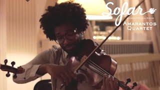 Amarantos Quartet - Milonga del Angel | Sofar Maine