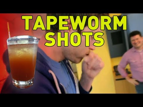 Dave vs. The Tapeworm