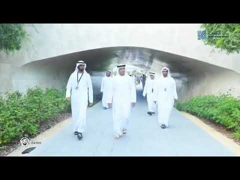A delegation from Emirates Steel Company visited The Founder's Memorial
