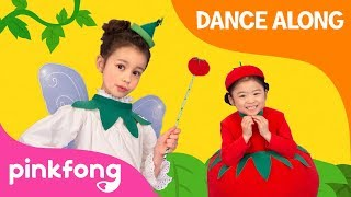 Red Red Tomato Dance | Dance Along | Kids Dance | Pinkfong Dance for Children
