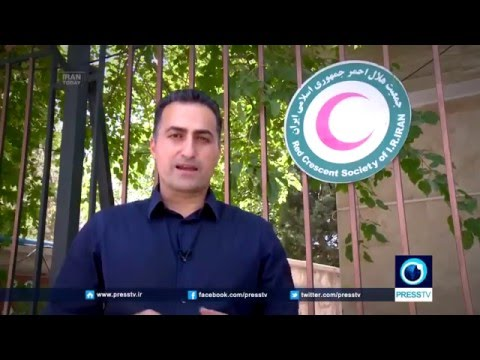 Iran A look at Red Crescent Society (IRCS) نگاهي به جمعيت هلال سرخ ايران