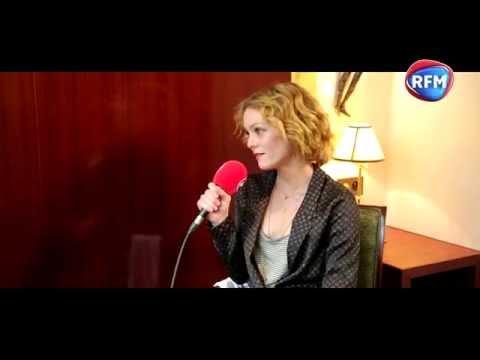 Vanessa Paradis en Interview V.I.P. chez RFM