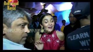 Alia Bhatt, Varun Dhawan, Karan Johar, Shashank Khaitan Launch 'Badrinath Ki Dulhania' Trailer Part