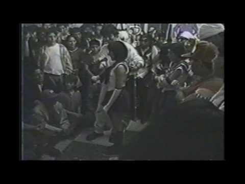 Fiesta de anime Sugoi Lima-Peru 1998