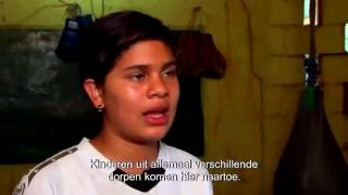 Boxing girl, Nicaragua NL subs