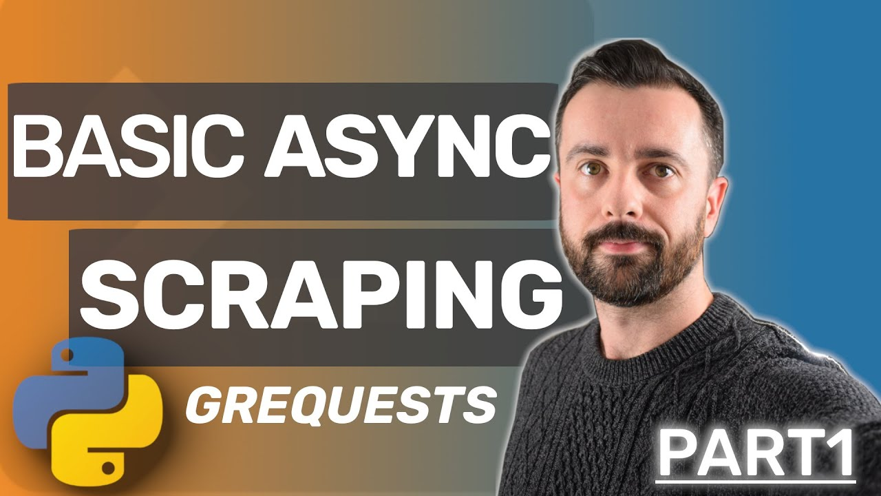 Async Requests Made Simple - Grequests for Web Scraping with Python
