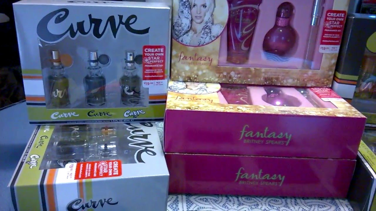 Cvs Haul Clearance 75 Perfume Sets 2016