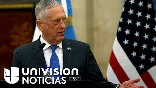 La crisis en Venezuela sería el motivo de la visita del secretario de Defensa de EEUU a Sudamérica