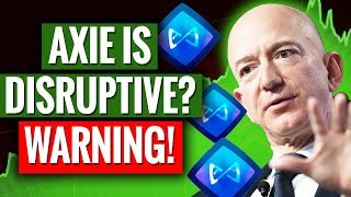 How Disruptive Will 'Axie Infinity' (AXS) And 'Blockchain Games' Be? | AXS CRYPTO