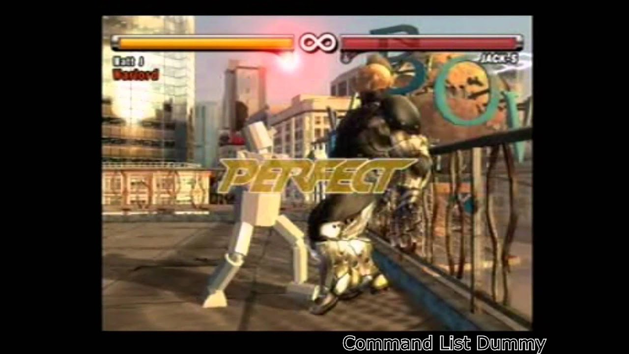 Tekken 5 Ps2 Secret Characters New Version Youtube
