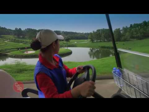China Golf Experience and caddy time