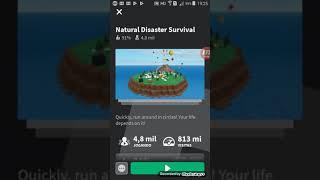 Roblox survit aux catastrophes naturelles