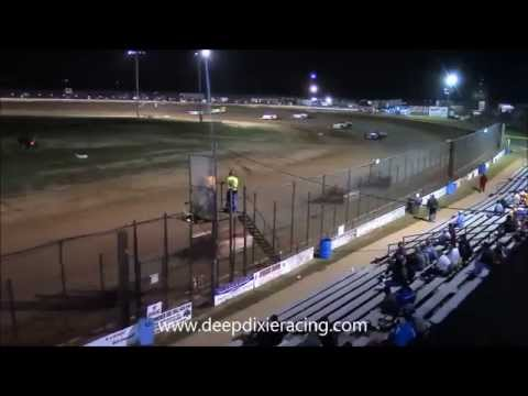 Nesmith Crate Late Model Feature 10/17/14