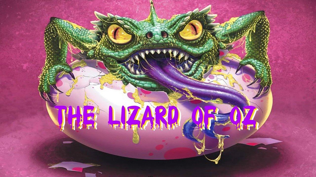 Goosebumps Most Wanted #10: Lizard of Oz