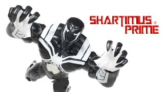 Marvel Legends Venom Space Knight BAF Build A Figure 2016 Spider-Man Wave Toy Action Figure Review