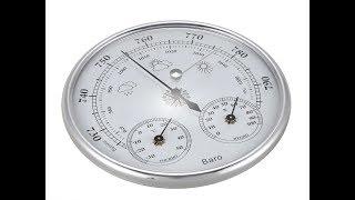 барометр гигрометр термометр 3в1 Barometer hygrometer thermometer