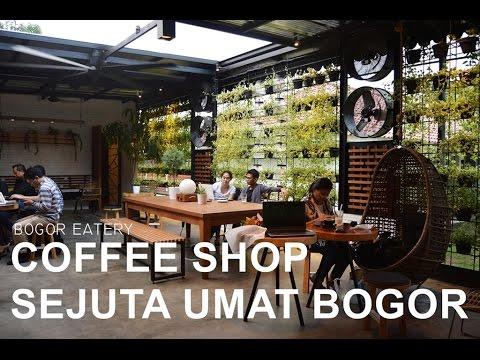 COFFEE SHOP BOGOR YANG GAK PERNAH SEPI | @BOGOREATERY