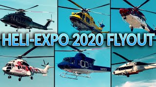 Full 2020 Anaheim HAI Heli-Expo Fly Out