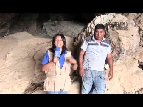 LA CUEVA DEL DIABLO TEHUACÁN PUEBLA 2016 REPORTAJE