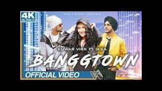 Banggtown - Kuwar Virk ft. Ikka | Rang tera brown | New Punjabi song 2018|