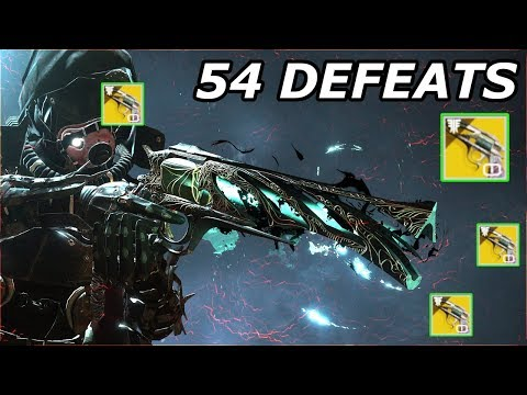 MALFEASANCE IS HOT! 54 DEFEATS - PvP | Destiny 2
